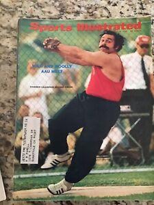 July 6 1970 George Frenn Hammer Summer Olympics Sports Illustrated Magazine