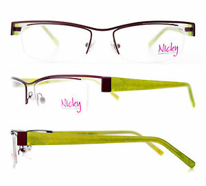 LADIES DESIGNER GLASSES FRAMES SPECTACLE CASE NICKY HAMBLETON JONES BARCELONA C4