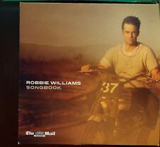 Robbie Williams / Songbook - The Mail On Sunday Promo