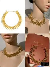 Oroton Gold Necklace Choker