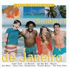 SUMMER DE JANEIRO - LATIN SUMMER-HITS / CD - TOP-ZUSTAND