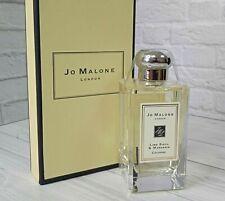 Jo Malone Lime Basil & Mandarin 100 ml Cologne 3.4 fl.oz. SEALED. NEW