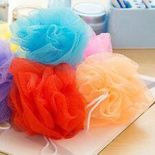 Hot Random Color Bubble Loofah Flower Bath Ball Lot Bath Flower Sponge Bath Rub