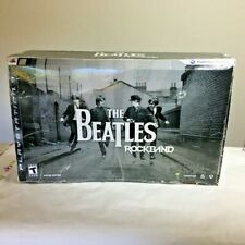 The Beatles: Rock Band -- Limited Edition (Sony PlayStation 3, 2009) Bundle Set