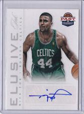 Rick Fox Auto - Boston Celtics - 2013 Panini Elusive Ink Autograph