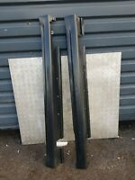 MINI COOPER R56 SIDE SKIRTS PAIR 3DR 851/3 CHILLI RED 2009