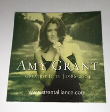 Amy Grant Rare Greatest Hits Promo Magnet  - Hard To Find