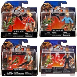 Jurassic World: Legacy Collection — Sattler, Grant, Muldoon, and Malcolm