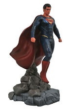 Diamond Select DC Gallery-JLA Film-SUPERMAN FIGURE - 9 in (environ 22.86 cm)