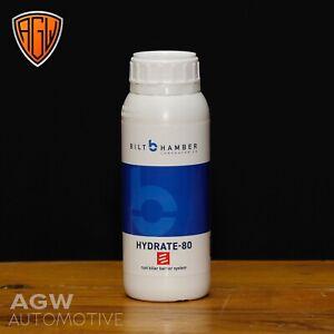 Bilt Hamber Hydrate 80 - Rust Remover Killer Barrier System 500ml bottle