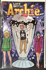 Life with Archie #36 Allred VARIANTE NM- 1st Stampa Death of Archie