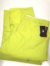 Spyder Womens Snowboard Pants Winner Athletic XL Waterproof 10K Thinsulate $179