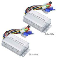 350W Electric Bicycle Brushless Speed Motor Controller for Electric Scooter Bike
