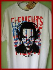 DJ Tiesto-Grafica T-Shirt (Xl) Nuovo con Etichetta