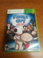 Family Guy: Back to the Multiverse (Microsoft Xbox 360, 2012)(Tested)