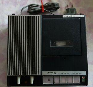 Unitra ZRK MK 125 Automatic Kassettentonbandgerät, Rekorder, Polen, DDR