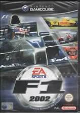 F1 2002 Formula Uno 1 Neu Versiegelt Game Cube Gamecube/Comp.wii Neu Sealed