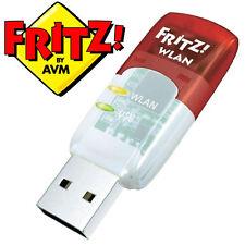AVM FRITZ!WLAN USB Stick AC 430 – 2,4-/5-GHz-Band - 802.11ac/n/g/b/a - WPA2 WPS