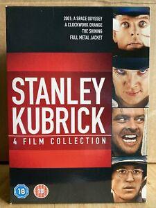 Stanley Kubrick: 4-film Collection DVD Bs1r