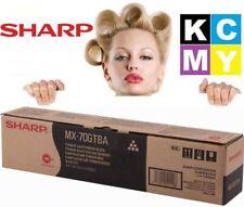 Sharp GENUINE/ORIGINAL MX-70GTBA BLACK Printer/Copier Toner Cartridge *NEW*