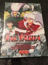 Inu Yasha Heart Of The Beast DVD