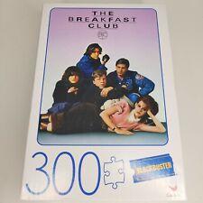 PUZZLE The Breakfast Club 300 Piece Blockbuster Video Case 80s Nostalgia Retro