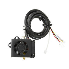 3D Printer Ender 3 Extruder Assembly Hotend Kit 0.4mm Nozzle Cooling Fan