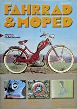 Fahrrad & Moped, Heft Nr. 1-2001, DKW Roller Hobby, Zündapps 100er, 98er Treffen