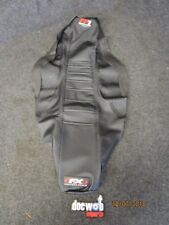 Honda CRF250 2010-2013 CRF450 2009-12 Factory FX Black ribbed seat cover SC1040
