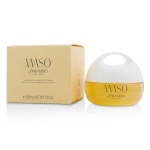 Shiseido Waso Clear Mega Hydrating Cream 24 Hour 50ml Womens Skin Care
