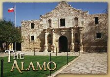 The Alamo San Antonio Texas Historic Spanish Mission Battle of .. War - Postcard