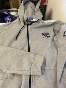 New York Rangers Adidas Zip Hoodie (XL) Retails For $100