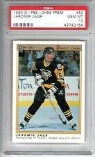 JAROMIR JAGR 1990-91 O-Pee-Chee PREMIER ROOKIE Gem Mint PSA 10 Pittsburgh OPC RC