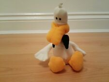 Vintage 2002 McDonalds Halloween Sitting Duck - Bill Bat Bowtie