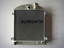 1937-1938 3 Core/ROW Ford-Aluminum-Radiator Chopped-Ford Engine AT/MT 37-38
