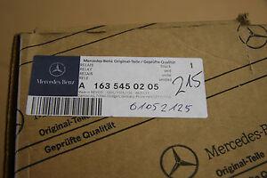 Sicherungsdose/kasten  für Relais Mercedes  TeileNr. A1635450205