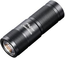 Nitecore SENS Mini 170 Lumens/1hrs Black Mini LED Flashlight SENSMINI