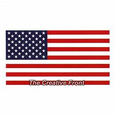 UNITED STATES US AMERICA FLAG - DIY Iron On T-Shirt Heat Transfer - NEW