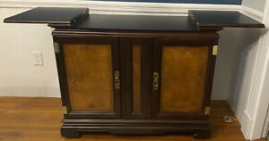 Sideboard Console Cabinet Storage Chinoiserie Dresser
