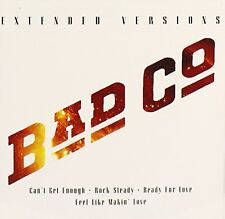 Bad Company - Extended Versions [New CD]