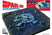 MPC Space 1999 Moon Base Alpha Plastic Model Kit MPC803
