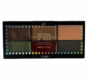 wet n wild FM Fantasy Makers Paint Palette Neutral #1230286 Cosplay NEW SEALED
