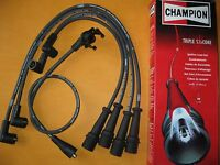 RENAULT ESPACE 2.0,2.2 GTS,TSE(1984-)TRIPLE SILICONE PERFORMANCE IGNITION LEADS