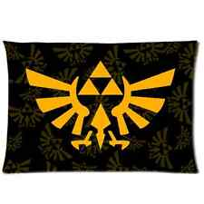 Popular Design The Legend of Zelda Rectangle Pillow Case 20x30 Inch(One Side)