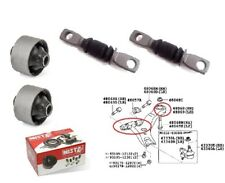 4 Front Lower Control Arm Bushing Bush For 2002-2011 Toyota Camry Avalon