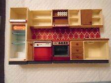 Lundby 16th Scale Kitchen Miniatures & Houses for Dolls