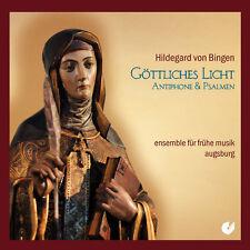 Bingen / Ensemble Fu - Goettliches Licht - Antiphone & Psalmen [New CD]