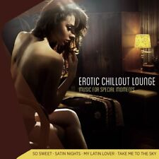 Erotic Chillout Lounge-Music For Special Moments   CD   NEU