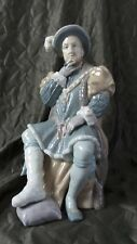 "Beautiful Rare Lladro Figurine - ""King Henry Vii"" - Limited Edition"