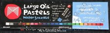 Micador 'OIL PASTELS' Water Soluble (Choose from 2 Sizes) Mix Media/Craft *NEW*